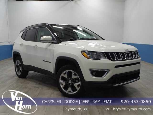 2021 Jeep Compass LIMITED 4X4 Plymouth WI