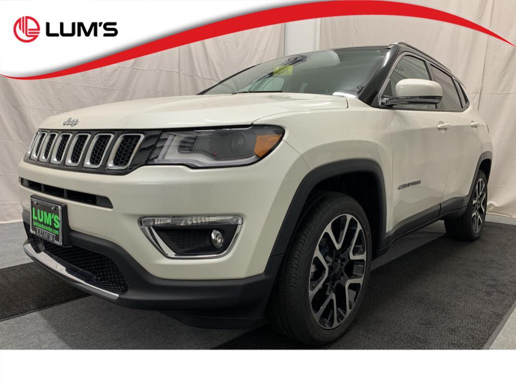 2021 Jeep Compass LIMITED 4X4 Warrenton OR