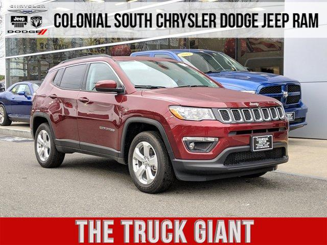 2021 Jeep Compass Latitude 4x4 Dartmouth MA