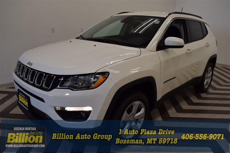 2021 Jeep Compass Latitude Bozeman MT