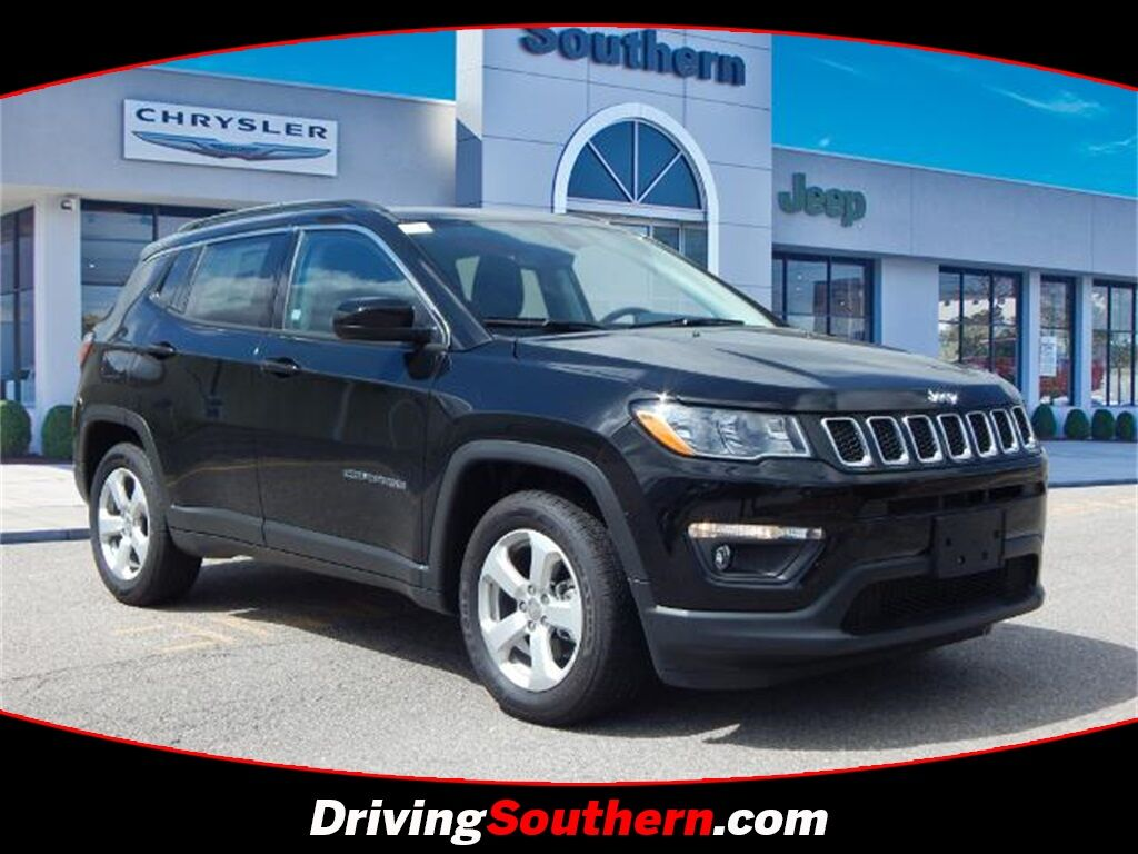 2021 Jeep Compass Latitude Chesapeake VA