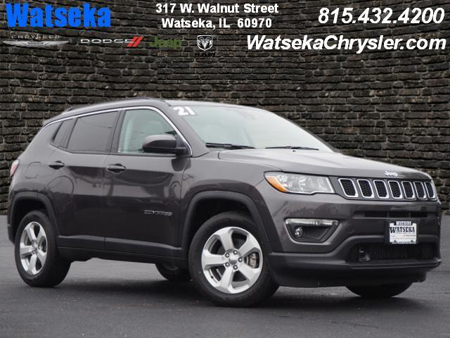 2021 Jeep Compass Latitude Dwight IL