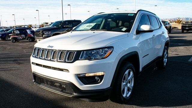 2021 Jeep Compass Latitude Las Vegas NV