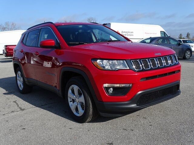 2021 Jeep Compass Latitude Raleigh NC
