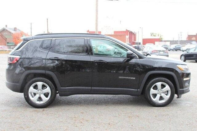 2021 Jeep Compass Latitude Mexico MO