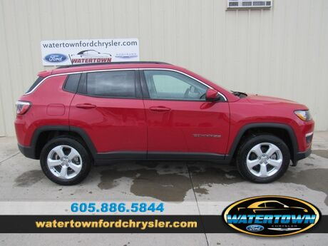 2021 Jeep Compass Latitude Watertown SD