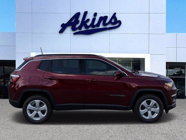 2021 Jeep Compass Latitude Winder GA