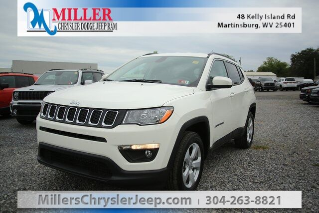 2021 Jeep Compass Latitude Martinsburg