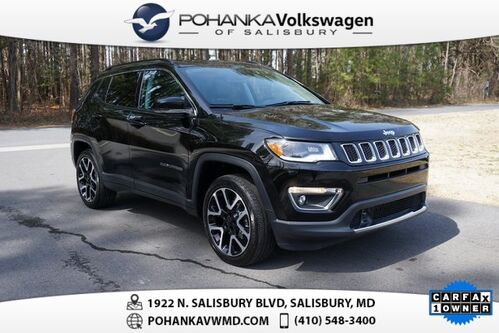 2021_Jeep_Compass_Limited ** LIMITED **_ Salisbury MD