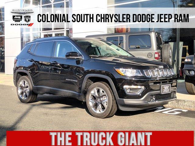 2021 Jeep Compass Limited 4x4 Dartmouth MA