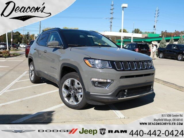 2021 Jeep Compass Limited Mayfield Village OH
