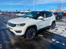 2021_Jeep_Compass_Limited_ Milwaukee and Slinger WI