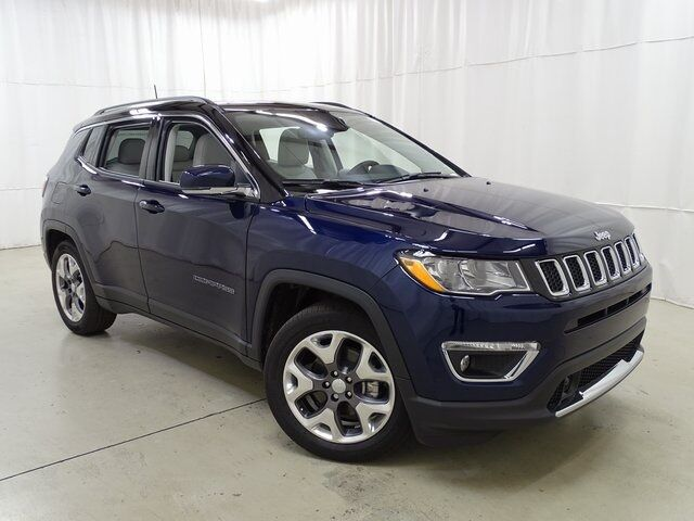 2021 Jeep Compass Limited Raleigh NC