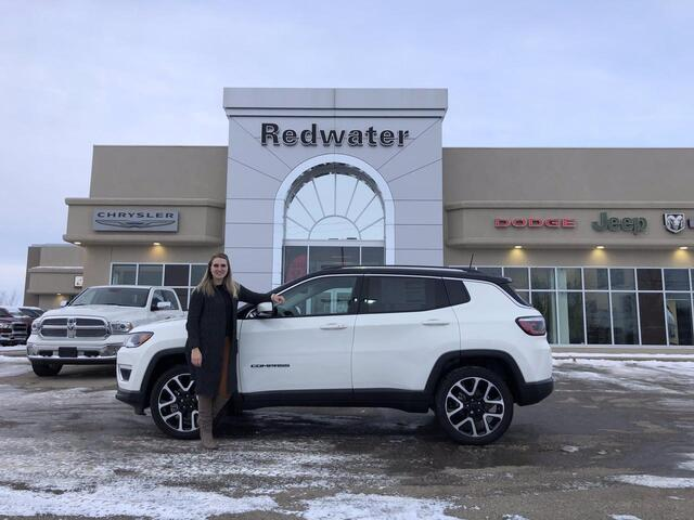 2021 Jeep Compass Limited Redwater AB