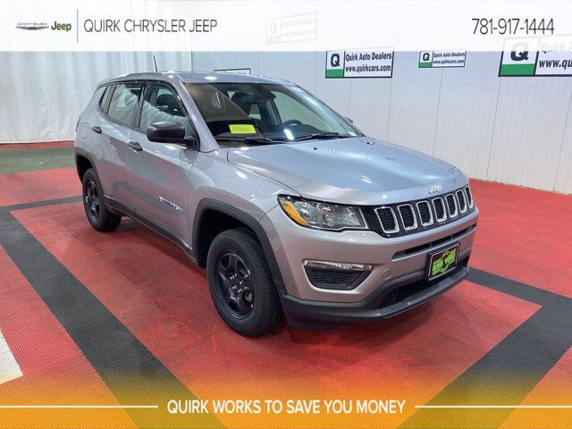 2021 Jeep Compass SPORT 4X4 Braintree MA