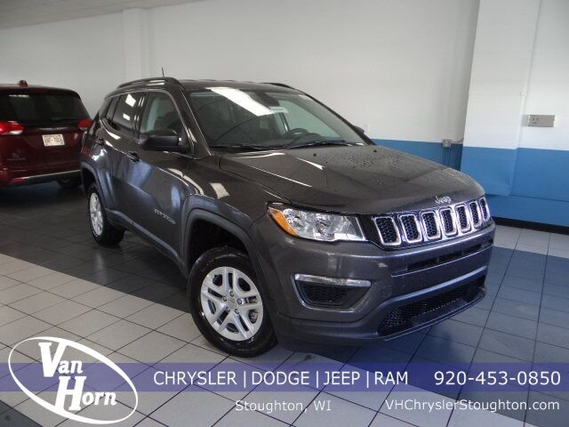 2021 Jeep Compass SPORT 4X4 Stoughton WI