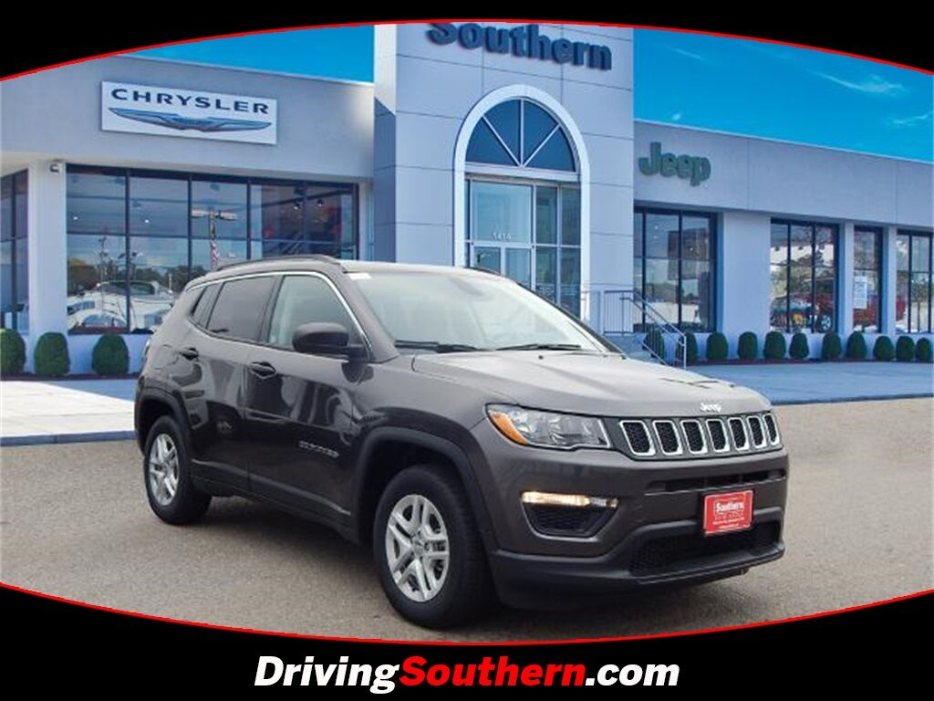 2021 Jeep Compass Sport Chesapeake VA