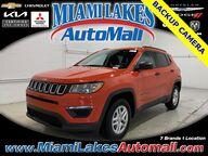 2021 Jeep Compass Sport Miami Lakes FL