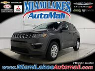 2021 Jeep Compass Sport Miami Lakes FL