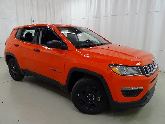 2021 Jeep Compass Sport Raleigh NC