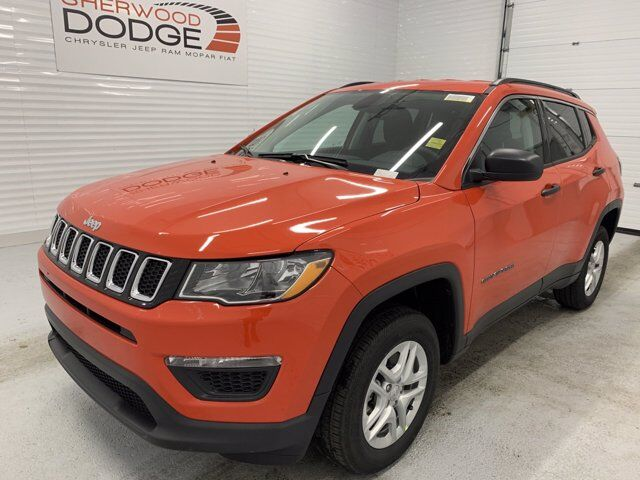 "2021 Jeep Compass Sport AWD | HTD SEATS/WHEEL | 7"" SCRN"