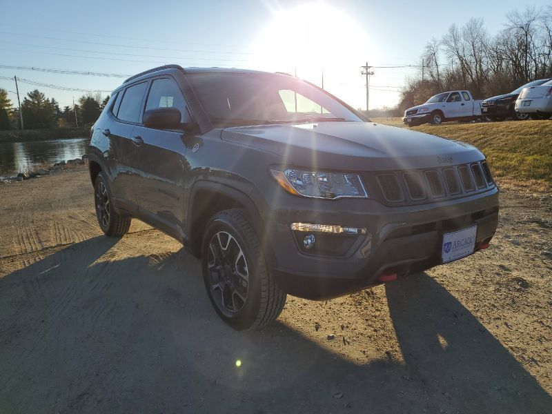 2021 Jeep Compass TRAILHAWK 4X4 Arcadia WI