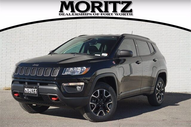 2021 Jeep Compass TRAILHAWK 4X4 Fort Worth TX