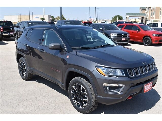 2021 Jeep Compass TRAILHAWK 4X4 Andrews TX