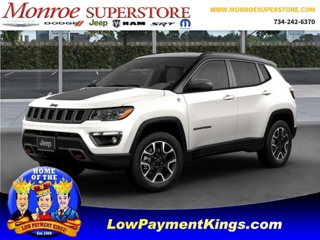 2021 Jeep Compass TRAILHAWK 4X4 Monroe MI