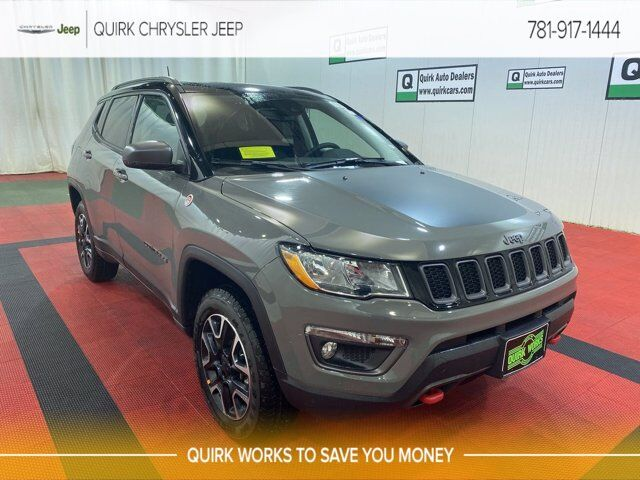 2021 Jeep Compass TRAILHAWK 4X4 Braintree MA