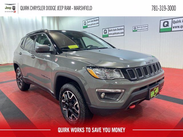 2021 Jeep Compass TRAILHAWK 4X4 Marshfield MA