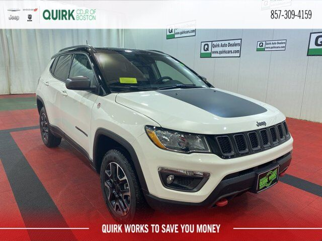 2021 Jeep Compass TRAILHAWK 4X4 Boston MA