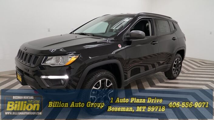 2021 Jeep Compass Trailhawk Bozeman MT