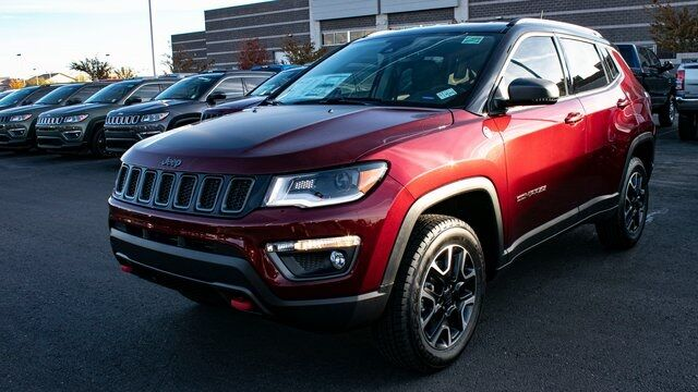 2021 Jeep Compass Trailhawk Las Vegas NV