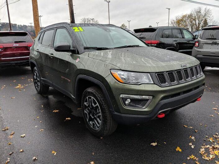 2021 Jeep Compass Trailhawk Owego NY