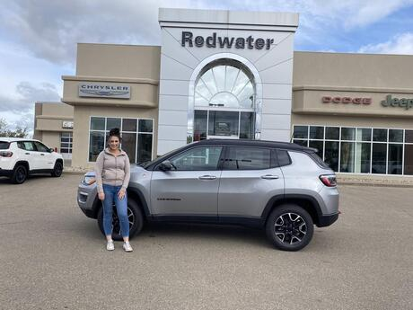 2021 Jeep Compass Trailhawk Redwater AB