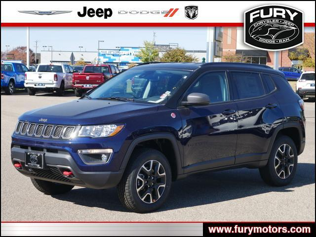 2021 Jeep Compass Trailhawk Oak Park Heights MN