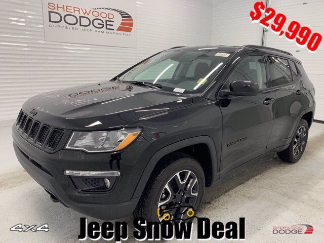 2021 Jeep Compass Upland Edition Sherwood Park AB
