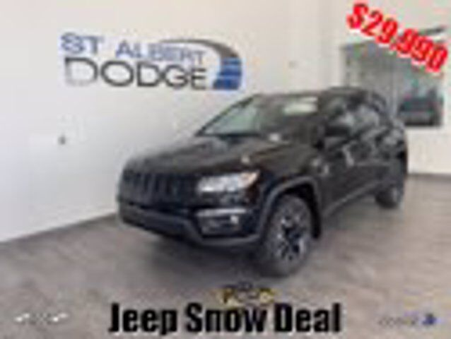 2021 Jeep Compass Upland Edition St. Albert AB