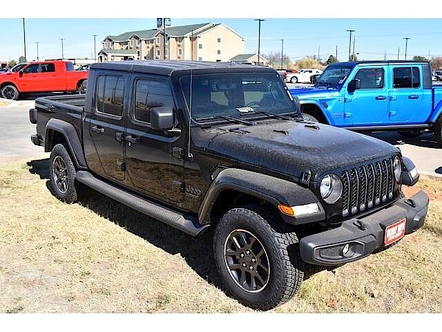 2021 Jeep Gladiator 80TH ANNIVERSARY 4X4 Andrews TX