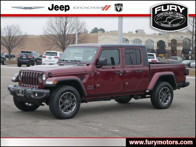 2021 Jeep Gladiator 80th Anniversary 4x4 Oak Park Heights MN
