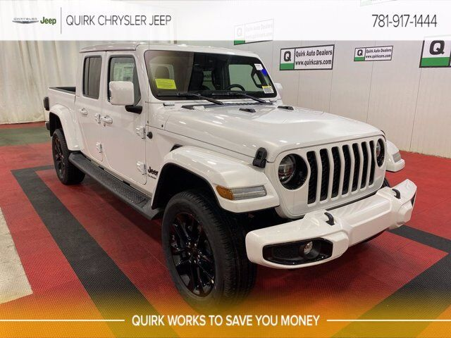 2021 Jeep Gladiator HIGH ALTITUDE 4X4 Braintree MA
