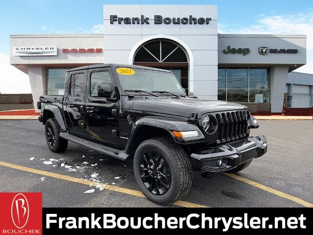 2021 Jeep Gladiator HIGH ALTITUDE 4X4 Janesville WI