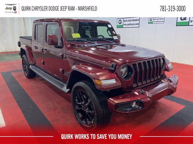 2021 Jeep Gladiator HIGH ALTITUDE 4X4 Marshfield MA