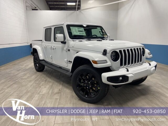 2021 Jeep Gladiator HIGH ALTITUDE 4X4 Plymouth WI