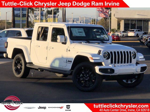 2021 Jeep Gladiator High Altitude Irvine CA
