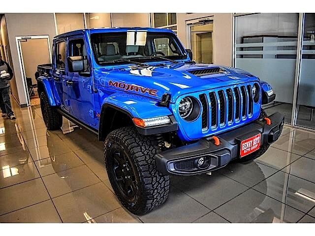 2021 Jeep Gladiator MOJAVE 4X4 Andrews TX