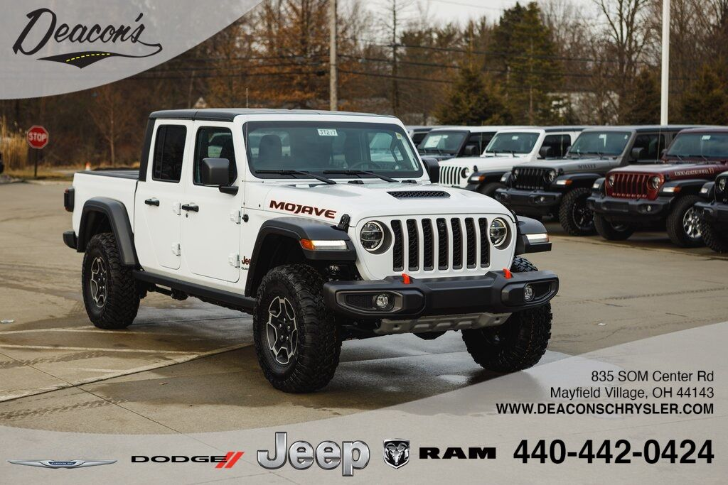 2021 Jeep Gladiator MOJAVE 4X4 Mayfield Village OH