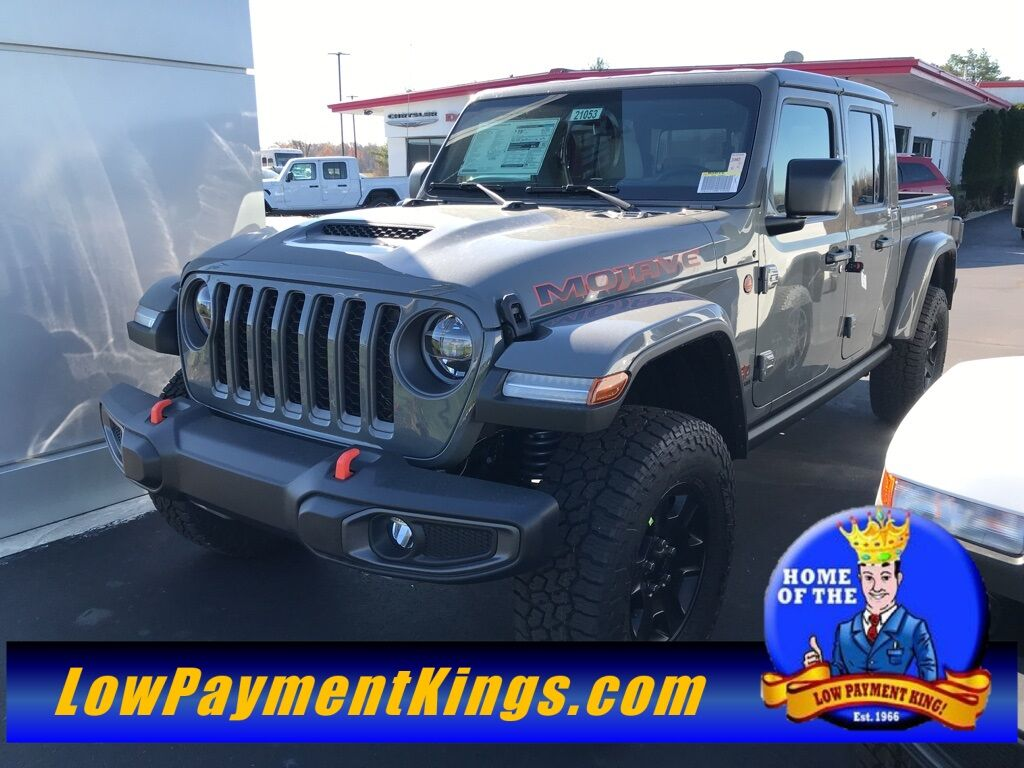 2021 Jeep Gladiator MOJAVE 4X4 Shelby OH