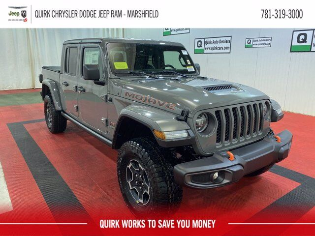 2021 Jeep Gladiator MOJAVE 4X4 Marshfield MA